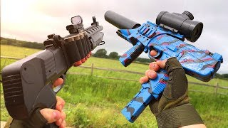 Airsoft War: Gun Game 2.0 First Person Shooter (FPS) In Real Life   TrueMOBSTER