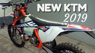 9. 2019 New KTM 300 EXC TPI Chile 6 Days Special Edition