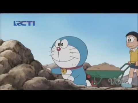 Download Video Pergi Ke Planet Buatan | Doraemon Terbaru