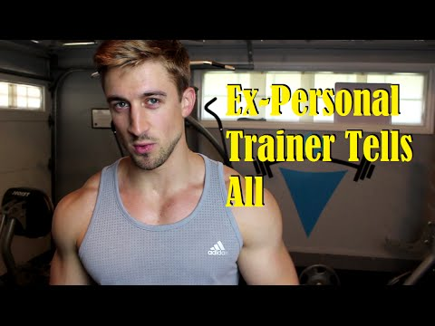 Watch this before you hire a Personal Trainer - Why I stopped taking clients