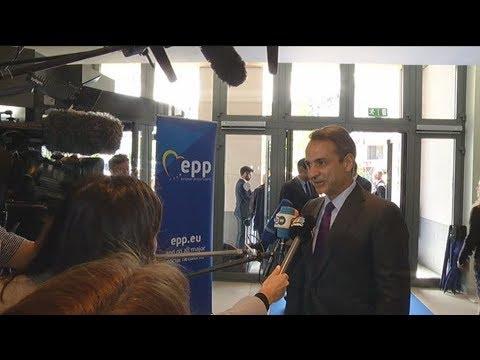 Κ. Μητσοτάκης: Η Ελλάδα έκανε ένα πρώτο σημαντικό βήμα προς μία μεγάλη πολιτική αλλαγή