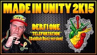 """Reggae Français"" DERFI ONE - TELEPORTATION (MADE IN UNITY 2K15) - YouTube"