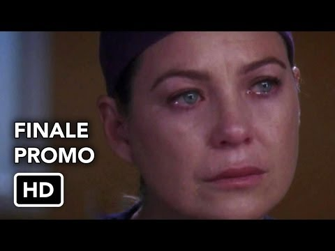Grey's Anatomy 10.24 Preview