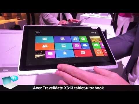 Acer Travelmate X313 (ENG)