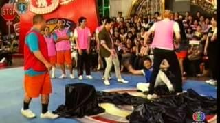 Chingroy Ching lan Sunshine 12 August 2012  - Thai Game Show