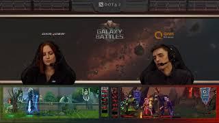 [RU] Galaxy Battles || Team Spirit vs VGJ.Thunder bo3 map 1 || by @Zais & @EiriteL