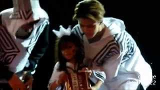 Video 140906 EXO TLP in Jakarta precious SEHUN with little girl ♥ MP3, 3GP, MP4, WEBM, AVI, FLV Desember 2017
