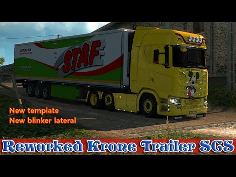 Krone Trailer Reworked v1.30 (+/- 60 skins) 1.30.Xs