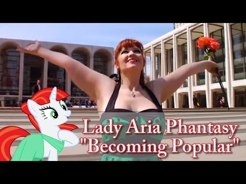 "Lady Aria Phantasy ""Becoming Popular"""