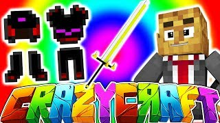 ROYAL GUARDIAN SWORD AND QUEEN SCALE ARMOR - MINECRAFT CRAZY CRAFT 2 #6