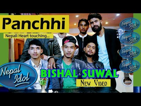 (PANCHHI - Heart touching National song by Bishal Suwal ... 5 min 58 sec)