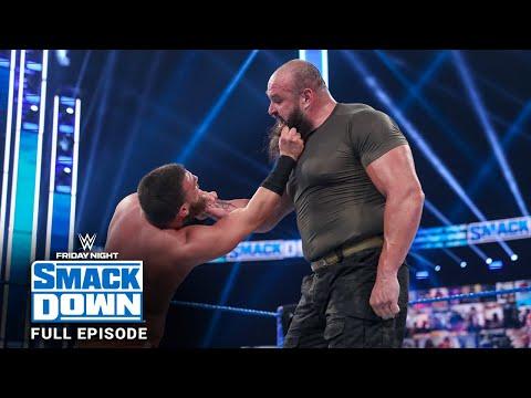 WWE SmackDown Full Episode, 28 August 2020