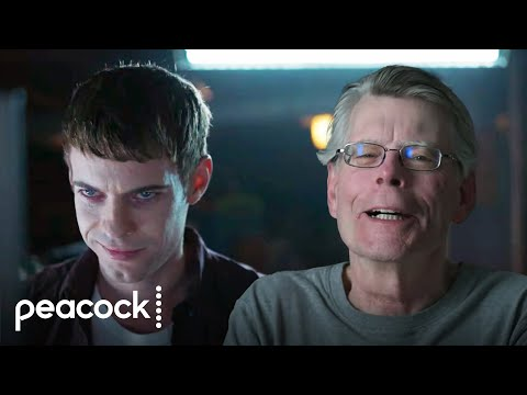 Mr. Mercedes   Behind the Scenes with Stephen King
