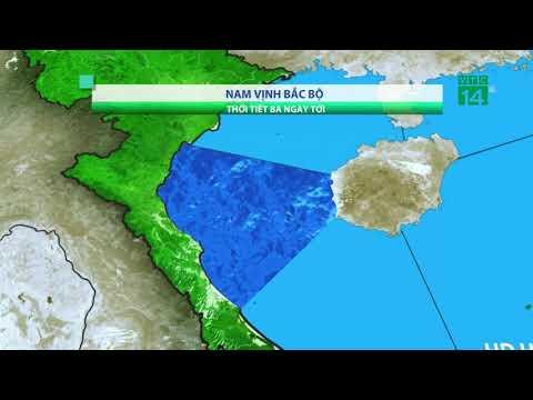 Thời tiết biển ngày 16/04/2019: Vùng biển phía Bắc yên bình trở lại | VTC14 - Thời lượng: 5 phút, 23 giây.