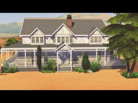 THE SIMS 4 // ANABELLE CREATION HORROR HOUSE