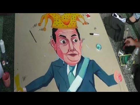 Σύγκρουση του προέδρου Τζίμι Μοράλες με τις δικαστικές αρχές