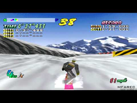Cool Boarders 2 Playstation