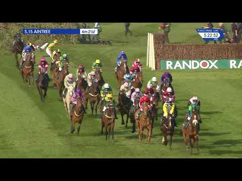 2018 Randox Health Grand National - Tiger Roll - Racing UK