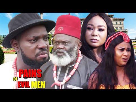 PAINS OF EVIL MEN PART 1 {NEW HIT MOVIE} -JERRY WILLIAMS HARRY B 2020 LATEST NIGERIAN MOVIE  Full HD
