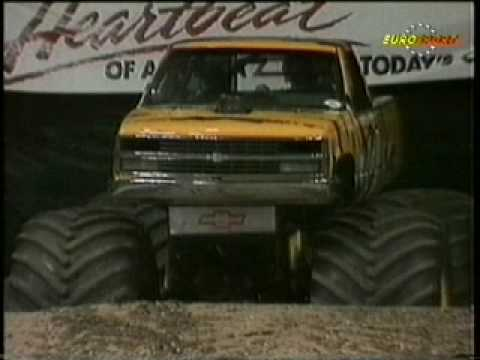 Tnt  Monster Truck Challenge Charleston 1990 Day 1 - 1