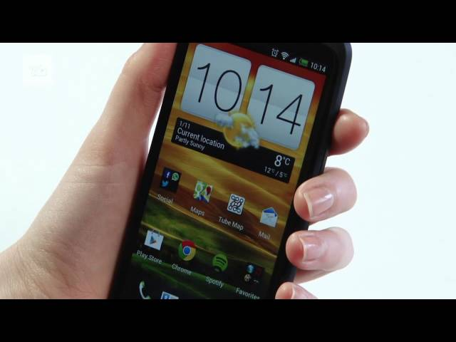 5 smartphone Android 'hot' nhất năm 2012