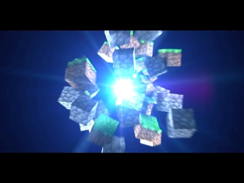 cinema 4d minecraft wallpaper template