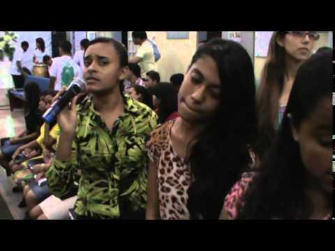 Mocidade Visitante - 26º Congresso Jovem UMADEGG - Glória do Goitá/PE - 02/05/2014
