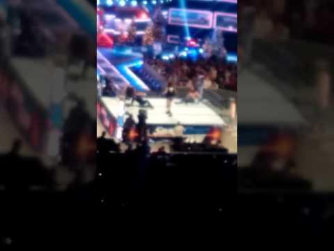 WWE Smackdown Live in Detroit(7)