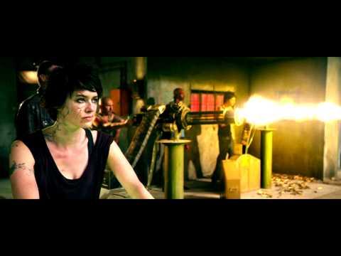 Best Scene - Miniguns - Dredd 3D (HD)