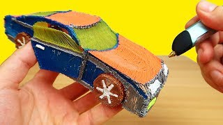 Video 3D РУЧКА! Рисую Спортивный Автомобиль! MP3, 3GP, MP4, WEBM, AVI, FLV Juli 2018