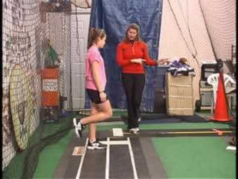 Fastpitch Softball Pitching Fundamentals – Leap and Drag