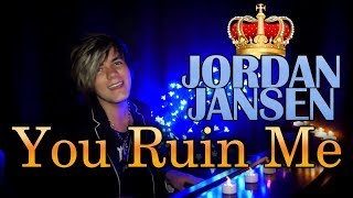 You Ruin Me - The Veronicas (cover by Jordan Jansen) - YouTube