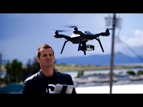 top 3 camera drones found at NAB 2015