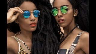 'It Started With Mom'- Happy Mother's Day to all of the beautiful mothers! In honor of Mother's Day and to celebrate the most amazing women in most of our lives, the Quann sisters; Cipriana Quann & TK Quann (aka TK Wonder) teamed up with Sunglass Hut to discuss how their love of fashion truly started with their Mom.