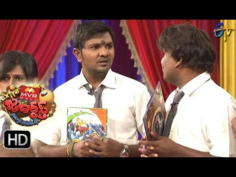 Venky Monkies Performance | Extra Jabardasth| 3rd November 2017