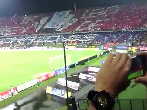 Independiente Medellin Rey de Corazones - Rexixtenxia Norte - Independiente Medellín