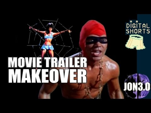 Movie Trailer Makeover - Bloody Pit of Horror