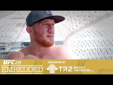 UFC 254 Embedded: Vlog Series - Episode 2