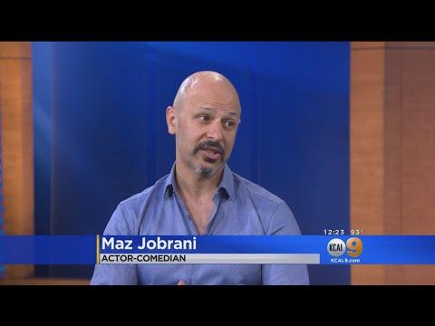 Comedian Maz Jobrani Discusses His Show 'Superior Donuts'