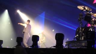 Superheroes. The Script. No Sound Without Silence Tour. Birmingham 2015