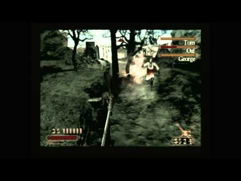 code red dead revolver playstation 2