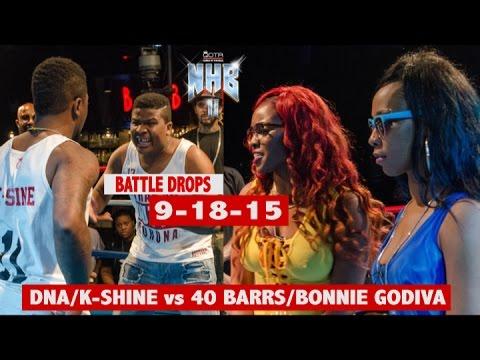 40 BARRS & BONNIE GODIVA vs DNA & K SHINE QOTR