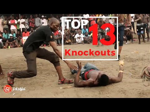 DAMBE WARRIORS 103: Rundown of Top 13 Knockouts