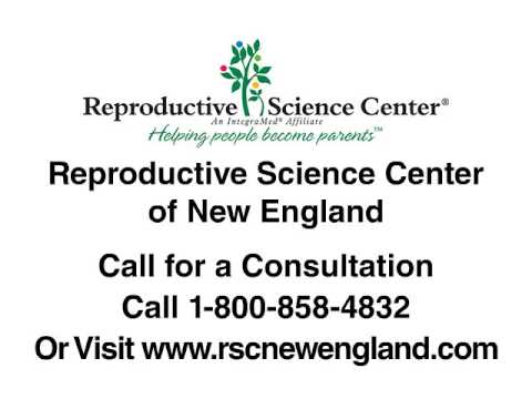 Fertility Treatment Options, Reproductive Science Center of New England