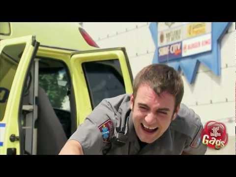 [Just4Laughs Gags] Tập 188: Crazy Paramedic Gag