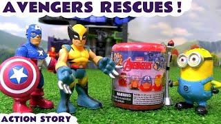 Avengers Attack