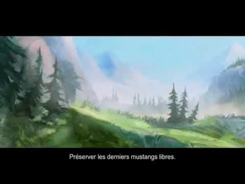 alexandra ledermann la colline aux chevaux sauvages wii adonis