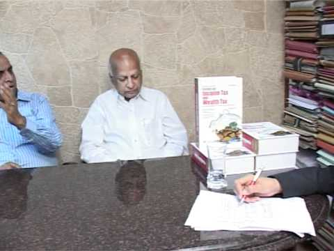 Tax expert Dr.Girish Ahuja & Dr. Ravi Gupta on issues on income tax & wealth Tax 2011-12