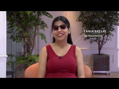 Conheça a trajetória da Nutricionista Tânia Sellis