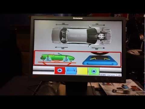 Advanced Wheel Aligner | AUTOALIGN VH5
